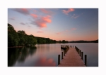 Coniston Sunset Card